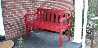 Refinishing Patio Furniture by How To Finish Wood Furniture For Use Outdoors Today U0027s Homeowner