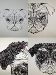 pug coloring pages animal coloring pages
