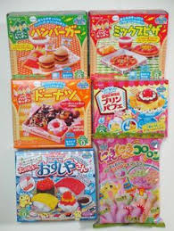 Where To Buy Japanese Candy Kits 12pcs Popin Cookin Diy Candy Kits U0026 Japanese Sweets Kracie Meiji