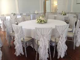 Ruffled Chair Covers Gallery Chair Covers