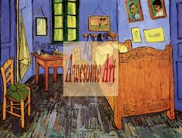 bedroom in arles recent vincent s bedroom in arles by vincent van gogh oil painting