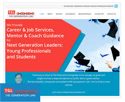non profit education portfolio ivoryshore web design