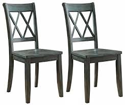 Dining Chair Wood Furniture Signature Design Mestler Dining