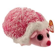 ty beanie baby prickly pink hedgehog 6