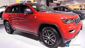 jeep compass trailhawk interior 2017 jeep grand cherokee trailhawk exterior and interior