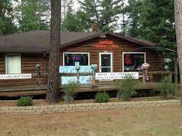 tall pines motel u0026 antique fishing lures