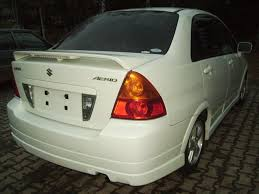 2003 suzuki aerio sedan pictures 2000cc gasoline ff automatic