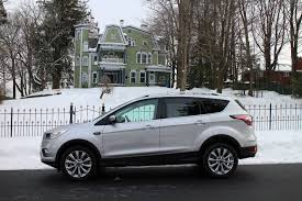 ford escape grey 2017 ford escape awd 1 5 liter gas mileage review