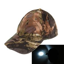 hats with lights built in night fishing caps with bright lights built sports fishing multi