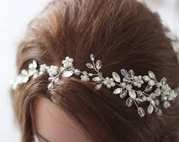 best 25 wedding hair vine ideas on bridal hair vine