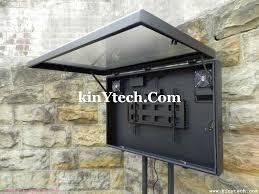 tv enclosure blog