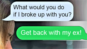 Trending Funny Text Messages To - funniest break up text messages youtube
