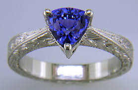 coloured sapphire rings images Color change sapphire ring in engraved platinum bijoux gif