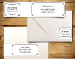 editable printable address labels diy return address