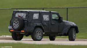 classic jeep renegade new 2018 jeep wrangler spy shots show the same old jeep wrangler