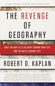 Us Geography Map Amazon Com The Revenge Of Geography What The Map Tells Us About