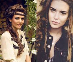 hippie hairstyles for long hair style your long hairs with hippie hairstyle trend to look chic