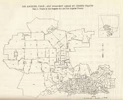 Census Tract Map Chicago by 1950 Census Tracts Indiana University Libraries