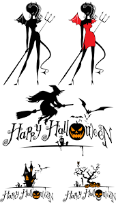 happy halloween clipart vector vector graphics blog