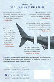 the 12 million stuffed shark the curious economics of