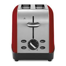 Top Rated 2 Slice Toasters 2 Slice Toaster Red Metallic