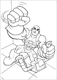 coloring pages super friends animated images gifs pictures