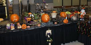 halloween party decoration ideas cool halloween table decor spider pumpkin ornament halloween party