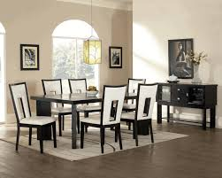 purple dining room ideas arc white frame windows vintage black sideboard square dining