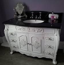 Wickes Bathroom Vanity Units A Bespoke Sink Vanity Unit With Solid Marble Top