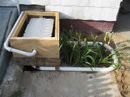 Kitchen Grease Trap Design Woodchip Biofilters