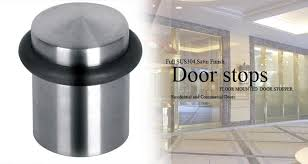 Shower Door Stop Sliding Ring Rubber Stopper For Glass Shower Door