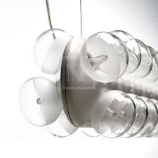 moooi prop light pendant lamp double horizontal modern and