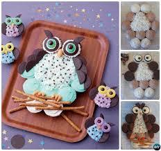 Best  Owl Cupcake Cake Ideas On Pinterest Owl Cupcakes Girl - Pull apart cupcake designs