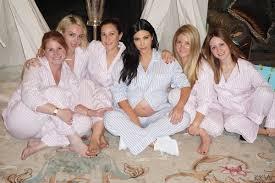 Kim Kardashian New Home Decor Kim Kardashian West Gets Campy At Baby Shower Entertainment Tips