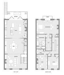 Half Bath Floor Plans Waverly Street Residence Urban Pioneering