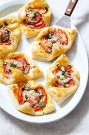pepperoni basil tomato puffs eatwell101