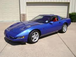1994 chevy corvette 1994 chevrolet corvette zr1 coupe 117085