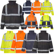 hi vis winter cycling jacket high visibility clothing high visibility clothing suppliers and