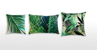 Peacock Colour Cushions Jangala Velvet Cushion 40 X 60cm Teal Made Com