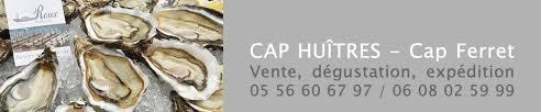 cuisine roux langon cap huîtres dégustation vente d huître cap ferret catherine