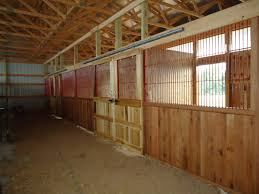 Stall Doors Diy Stalls Check Out The Sliding Stall Doors Equine Facilities