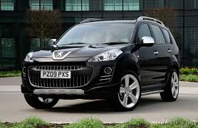 Peugeot 4007 Sport Xs Launched Peugeot Vehicle And Cars