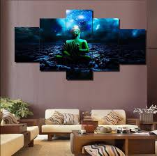 home decor paints online get cheap buddha painting wall aliexpress com alibaba group