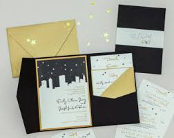 wedding invitations chicago modern wedding invitation new york wedding