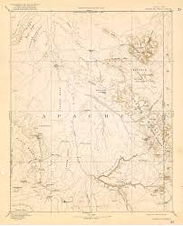 Southwest Usa Map by Collection C 007 Usgs Topographic Map Of Canyon De Chelly Az