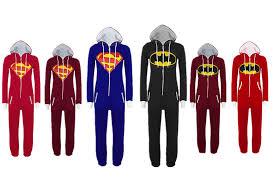 shop plus size s 2xl new unisex pyjamas onesies mens