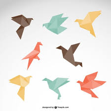 Origami Illustrator - origami vectors photos and psd files free