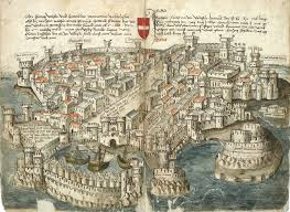 Konstanz Germany Map by Sign Up To Get A Weekly Email From Medievalists Net Indicates