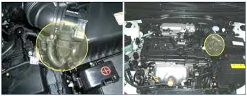 hyundai accent fuel filter where is the intake air sensor located on a 2007 hyundai accent