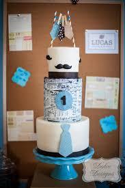 Little Man 1st Birthday Decorations Kara U0027s Party Ideas First Birthday Office Party Planning Ideas